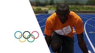 Get more active today! June 23 is Olympic Day!