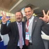 Congratulations Patrick for SportAccord new elected president!